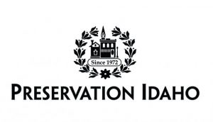 Preservation Idaho logo